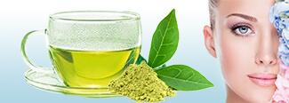 reijin green tea